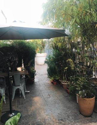 Plant decked walls