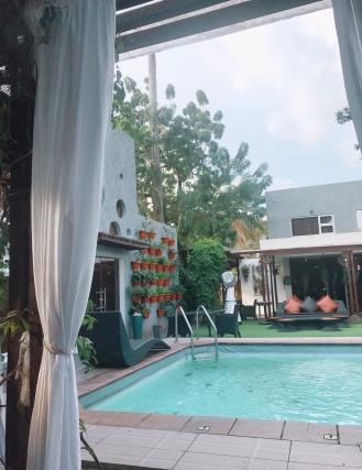 The green pool